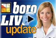 Boro Live - high-speed chase; Parent University; trick-or-treat safety