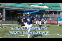 GA Southern post game show vs. New Hampshire
