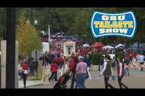 GA Southern tailgate show vs. Ole Miss