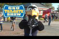 GA Southern tailgate show vs. App. State 2016