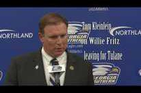 Tom Kleinlein on Willie Fritz departure