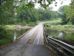 Blitch toll bridge was first