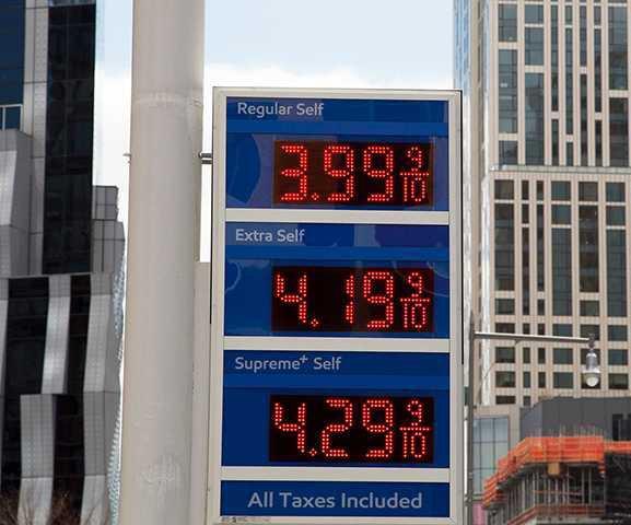 W Gas Prices