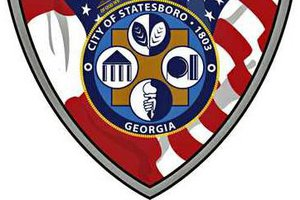 Statesboro Police Department patch