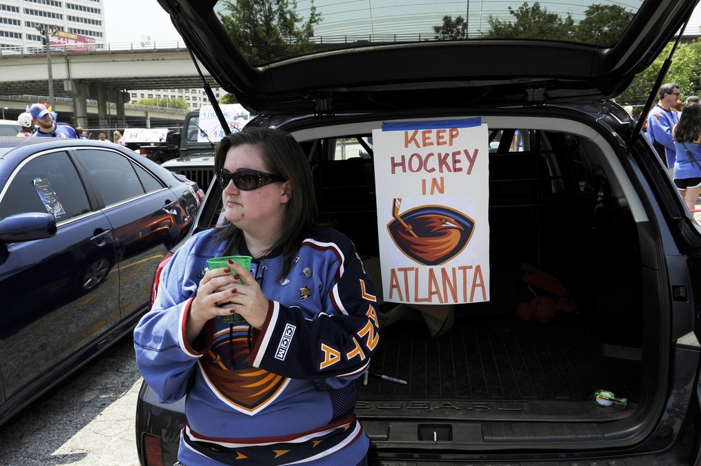 Thrashers Fans Still Wonder What Could Have Been
