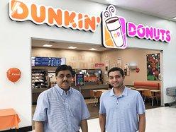 Dunkin' opens in Walmart