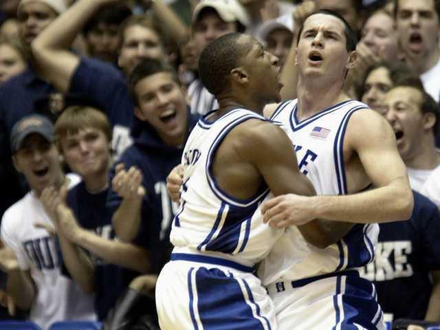 fab9e0f3d000 Redick joins push to put civility back in college basketball. JJ WEB. Duke s  Chris Duhon