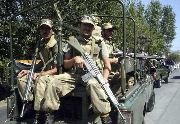 Pakistan Violence S 5182025
