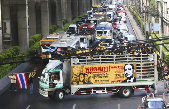 Thailand Political 4795914