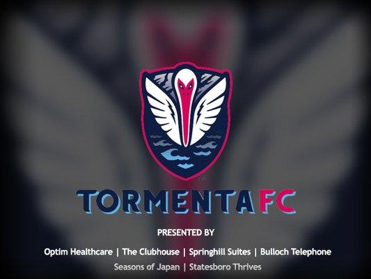 The Tormenta FC Show logo