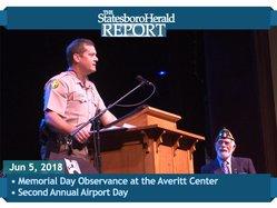 Statesboro Herald Report 6/05/2018