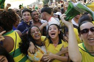 Brazil vs. Costa Rica
