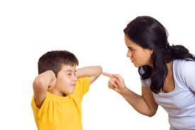 saying no to a child