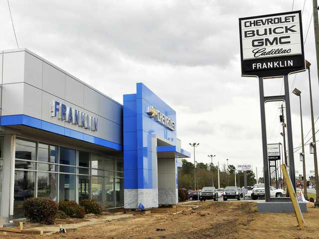 New Look At Franklin Chevrolet Statesboro Herald