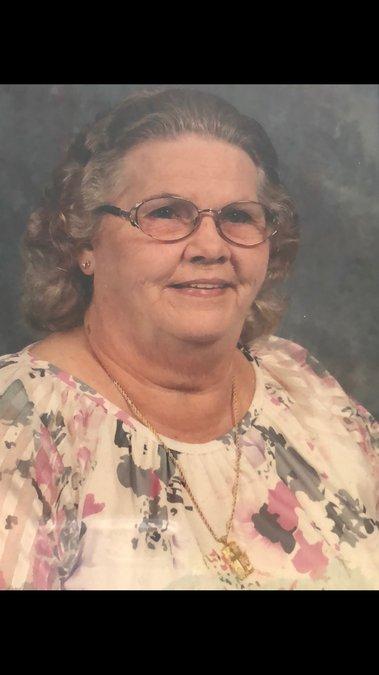 Mrs Mattie Theo Mock Statesboro Herald