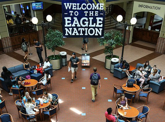 Welcome to Eagle Nation