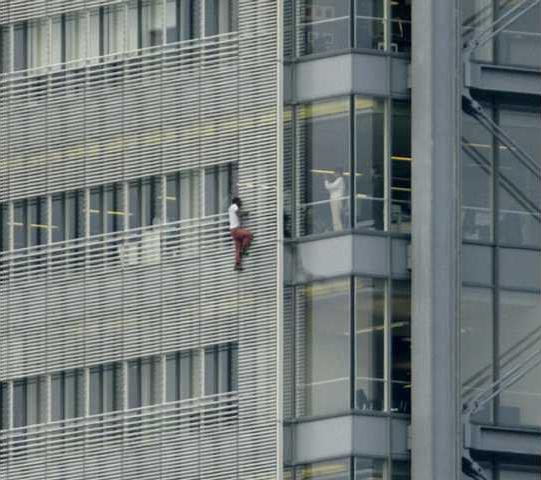Nypd Guards Ny Times Building After 2 Men Climb Facade Statesboro