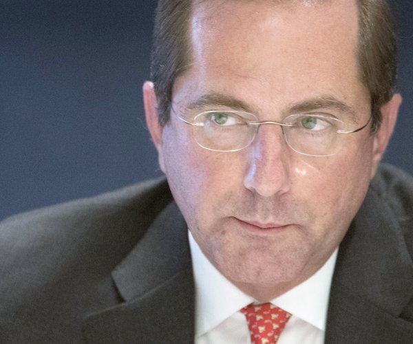Health & Human Services Secretary Alex Azar
