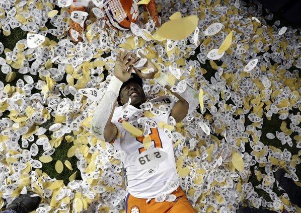 Clemson wins title