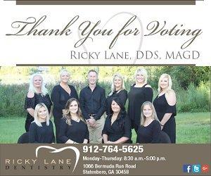 Ricky Lane, DDS, MAGD