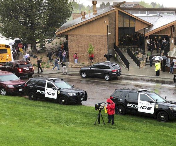"Sheriff School Shooting Outside Denver Injures At Least 7: Marijuana ""vape Oil"" Seized"